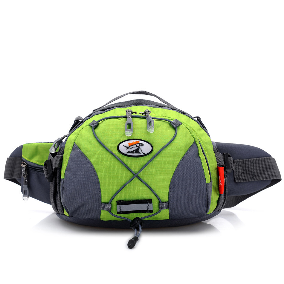 New Brand Man Waterproof 20L Outdoor Travel Sports Waist Bag Nylon Camping Hiking Mountaineering Bag Woman Travel Cycling Bag<br><br>Aliexpress