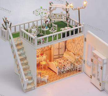 Trendy Gift Statue Picture More Detailed Picture About Angel Dream With  Model Of Great Houses.