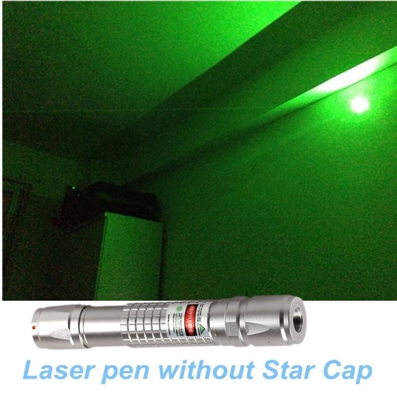 PromethFire Yeşil Lazer Pointer Feneri ışık Taktik Lazer Torch Ayarlanabilir Flaş Işığı İşlevli Lazer Fenerleri