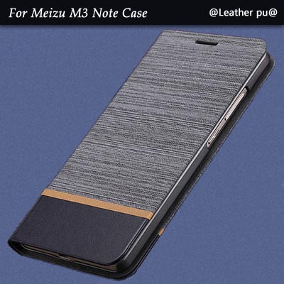 For Meizu M3 Note Cases Luxury Flip PU Leather Stand Wallet Phone Bag Cover Case For Fundas Coque For Meilan Note3 Discount D8(China (Mainland))