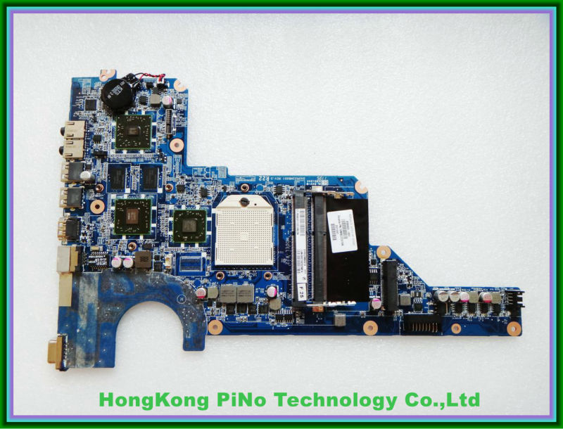 638855-001 DA0R22MB6D0 for HP G4 G6 G7 series laptop motherboard AMD Radeon HD 4250 DDR3 100% tested(China (Mainland))