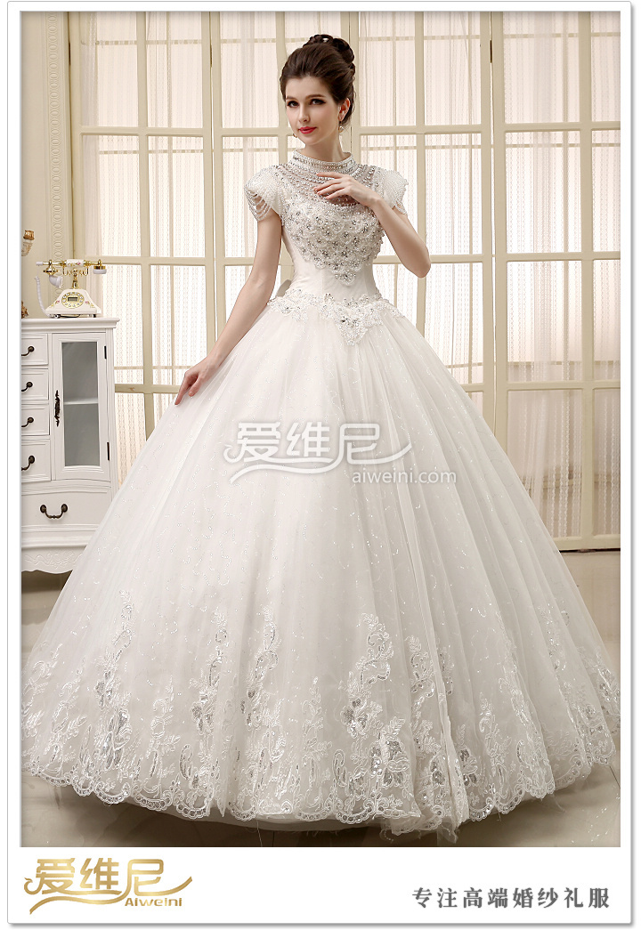 2014 classical europe style wedding dress fashionable for Wedding dresses in europe