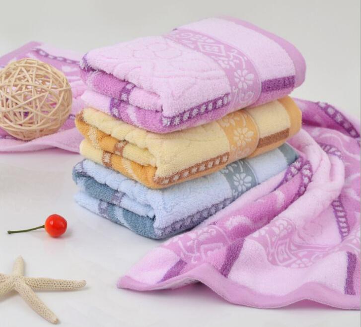new 100% Cotten fiber face beach towel set 90*38cm hot super soft printed 100% cotton brand cheap towel for baby children(China (Mainland))