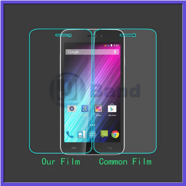 10 Original 0.3MM 2.5D 9H Anti-Explosion Real Tempered Glass Wiko Bloom 4G DHL FreeShipping