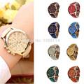 Louise 2016 Newest Roman Numral Watches Women s Watch Metal Leather Reloje De Marca Clearance Sale