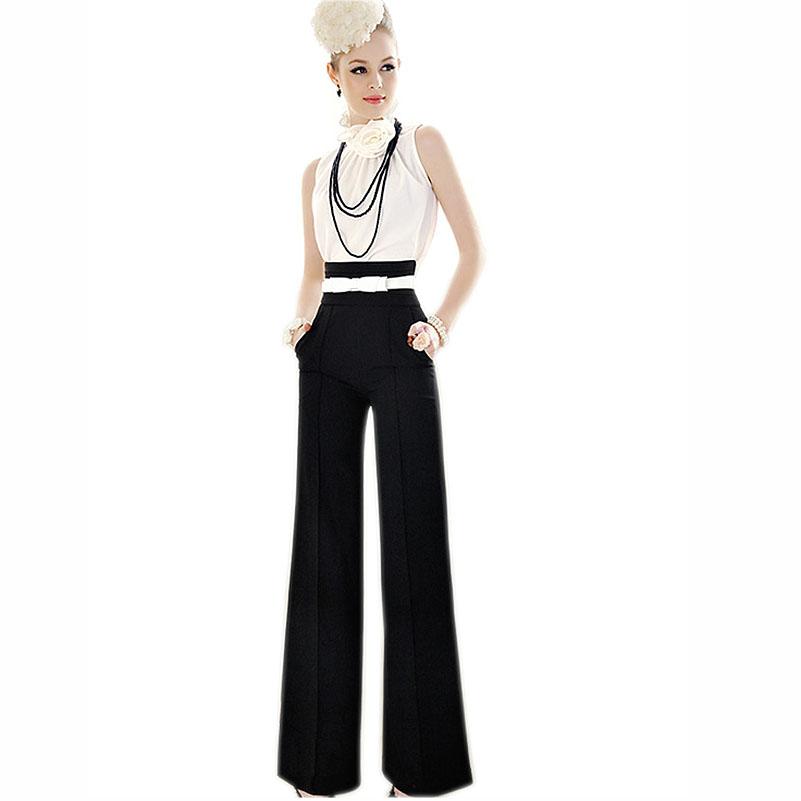 trousers woman elegant high waist pants women plus size. Black Bedroom Furniture Sets. Home Design Ideas