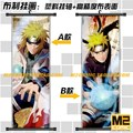 Home Decor decorative Naruto HD cartoon anime wall scroll paintings mural poster art cloth canvas paintings