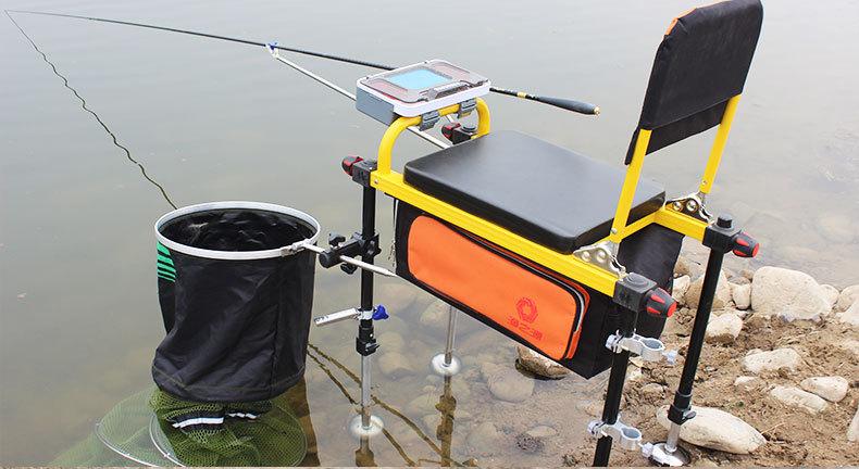 платформа складная для рыбалки