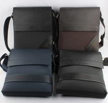 Новый 2015 мужская одноместный сумки на ремне сумка плед бизнес мужской модели мода мужская кожа склонна сумки на ремне