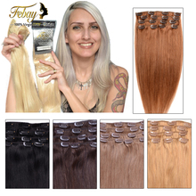 Best remy hair extensions clip in images hair extension hair aliexpress hair review blackhairclub remy hair clip in human hair extensions full sead set 27 colors pmusecretfo Choice Image