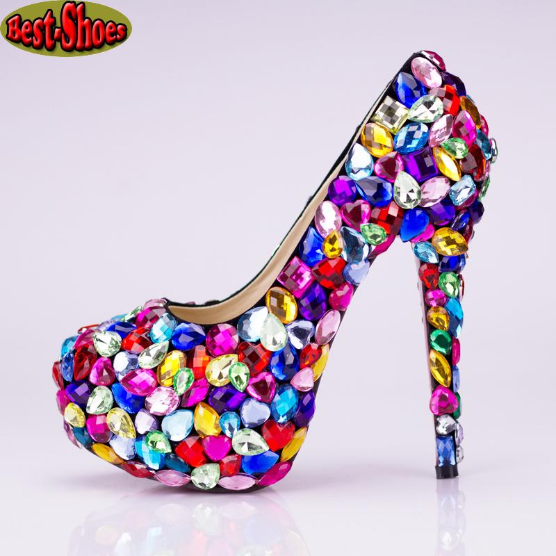 Aliexpress.com : Buy New 2015 Handmade Women Candy Colored ...