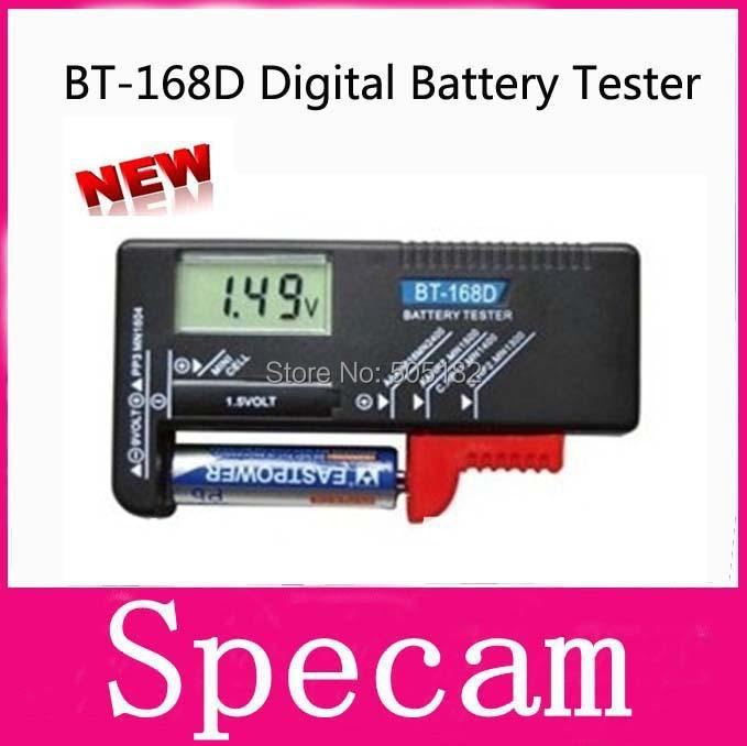 bt 168d handheld universal battery volt tester digital. Black Bedroom Furniture Sets. Home Design Ideas
