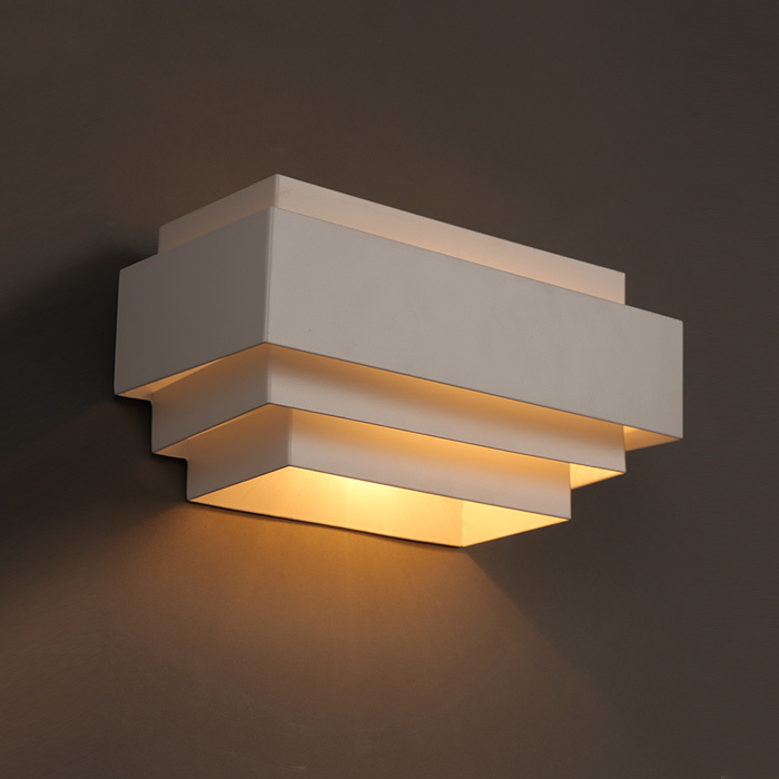 modern white box wall lamps bedroom bedside wall lights bathroom kitchen wall sconces light fixtures home bedroom wall lighting fixtures