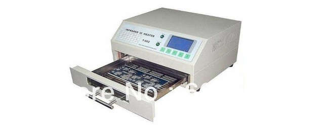 Puhui T-962 Infrared IC Heater Reflow Oven 962 180m T962