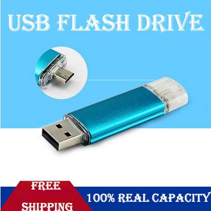 [해외]USB 플래시 드라이브 펜 드라이브 64기가바이트 32 기가 바..