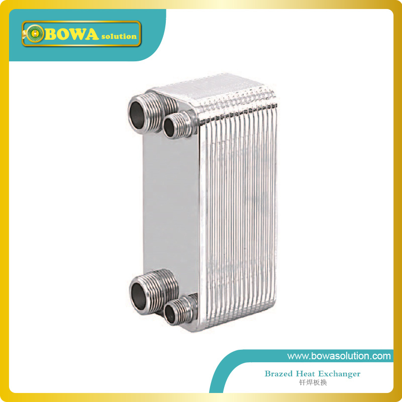 20pcs plates stainless steel heat exchanger for boat heat exchanger equipment(China (Mainland))