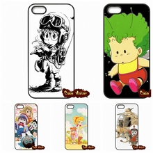 Cute arale Anime Japan Phone Cover Case For Samsung Galaxy S3 S4 S5 MINI S6 S7 Edge Note 3 4 5 iPhone 4 4S 5S 5 5C  SE 6 6S Plus(China (Mainland))