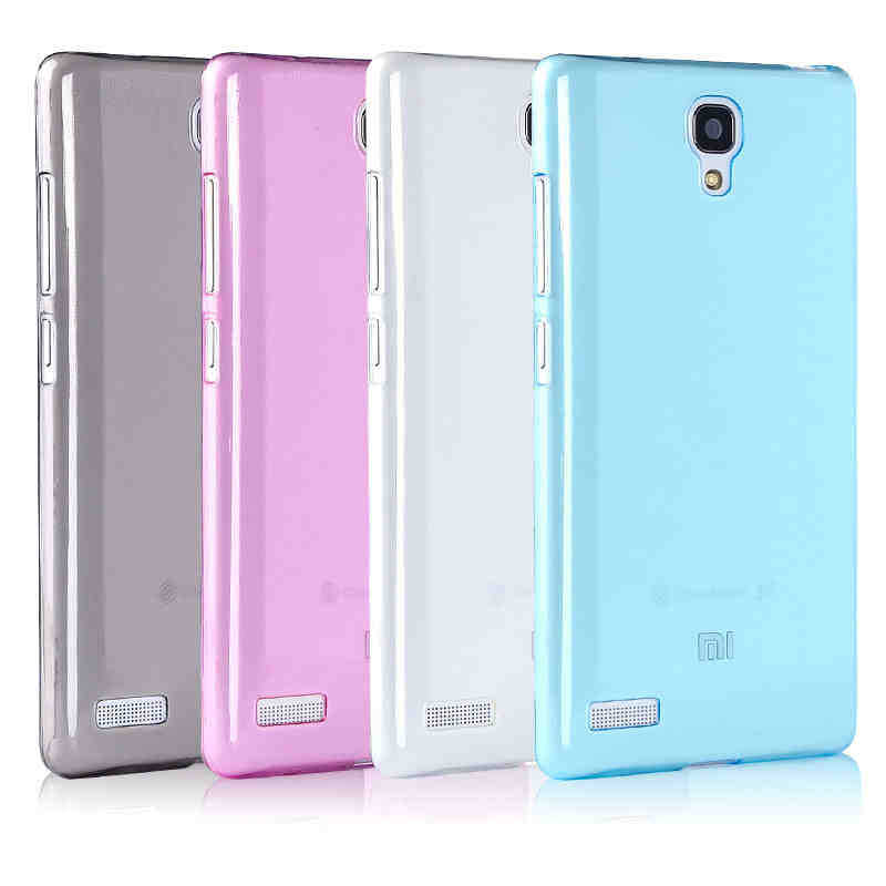 xiaomi note Ultra-thin crystal clear TPU Gel Soft Case Cover hongmi redmi instock - robin chan's store