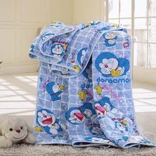 quilt sale quilting stitching children cartoon quilt bedding cotton print summer quilts 150x200cm(China (Mainland))
