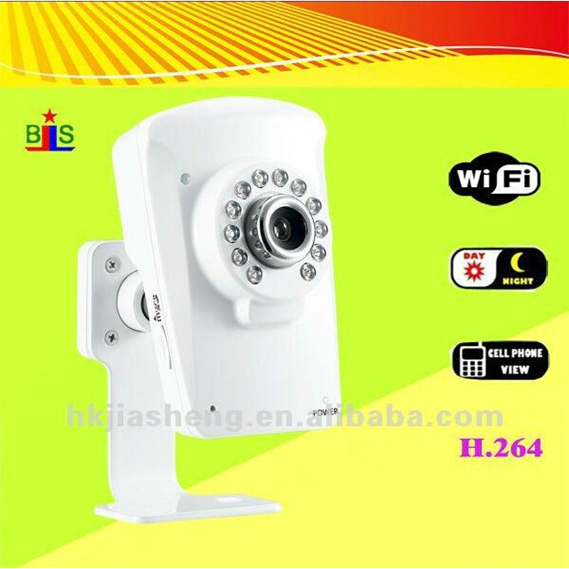 720P Plug&Play Mini WIFI P2P IP camera home monitor security Ios Android Phone APP