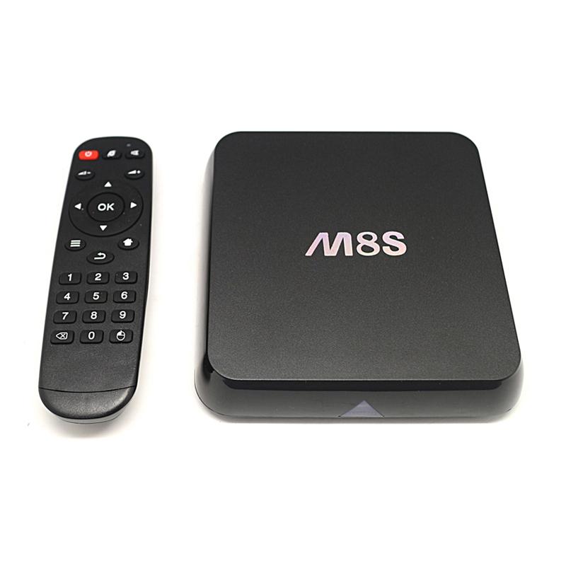 Android Smart Tv Set Top Box Full HD 1080p Porn Video Android Tv Box Tv Box Amlogic S812 Quad cCore Tv Box m8s<br><br>Aliexpress