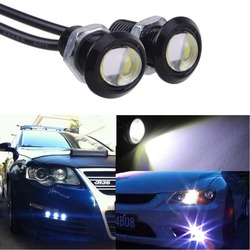 J117-10 x 9W LED Eagle Eye Car Fog Daytime Reverse Parking Signal Light Lamp