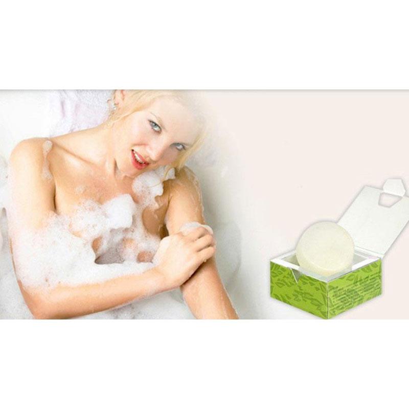 10 шт. активность фермента кристалл мыло для отбеливания рядовые отбеливания кожи мыло ареола половых сосков порозовели