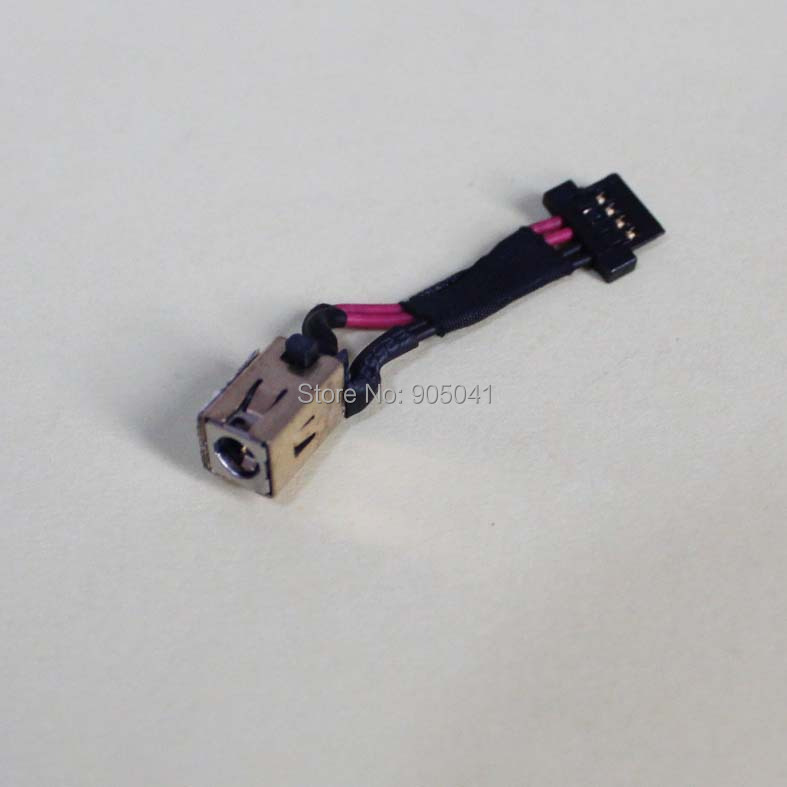 1PC DC POWER JACK CHARGING PORT WITH CABLE HARNESS FOR Acer Iconia Tab A100 Tablet 50.H6S02.001 - JUSTFORU store