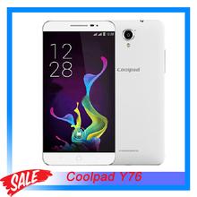 "Original Coolpad Y76 5.5"" Android 4.4 Smartphone MSM8916 Quad Core 1.2GHz ROM 8GB+RAM 1GB GSM & WCDMA & FDD-LTE"