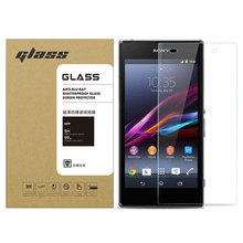 0.26mm 2.5D Explosion-Proof Tempered Glass For Sony Xperia T2 T3 C3 C4 C5 Ultra Z5 Compact Premium XA Screen Protector