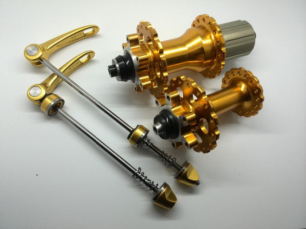 Core Power  32 hole disc brake 4 bearing 7075 alloy aluminum mtb bicycle hub<br><br>Aliexpress