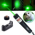 Garberiel Hot Sale Green Laser Pointer High Power Lazer 851 Presenter Puntero Laser Verde With Unversal