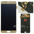 100 test good working Original For Samsung Galaxy Note5 N920F P A T V LCD Display