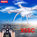 Syma X5SC Quadrocopter 2 4G 4CH 6 Axis Headless Helicopter RC Drone With 2 0MP HD