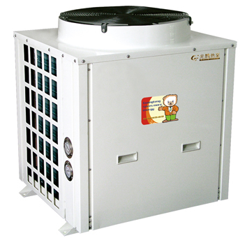 Air heat pump air source heat pump swimming pool heat pump water heater bubble pool(China (Mainland))
