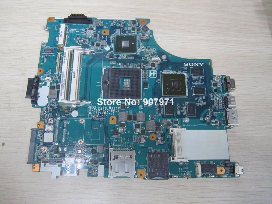 For Sony A1796418B M932 Main Board 1P-0107J00-8011 8 Layer Rev:1.1 MBX-235 Mainboard Fully Tested &amp; Working Perfect<br><br>Aliexpress