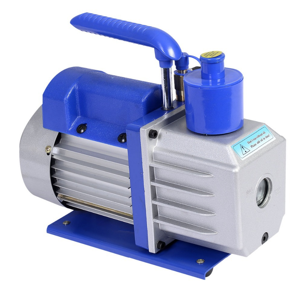 New Vacuum Pump 1-Stage 3.0 CFM 1/3HP Rotary Vane Deep HVAC Tool AC R410a R134(China (Mainland))