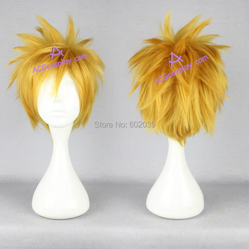 Kingdom Hearts Ventus cosplay wig short wig<br><br>Aliexpress