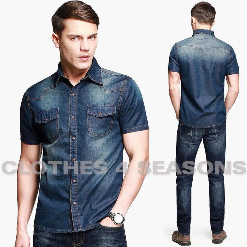 Buy 2014 New Style Men 39 S Fashion Denim