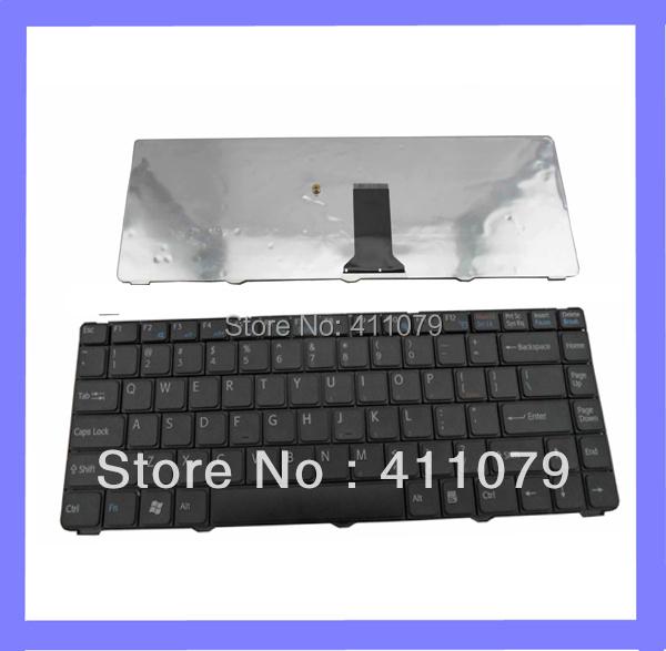 New FOR Sony VGN-NS36E VGN-NS38M VGN-NS38E Series Laptop US Keyboard Black Teclado Parts Replacement Wholesale (K102)(China (Mainland))