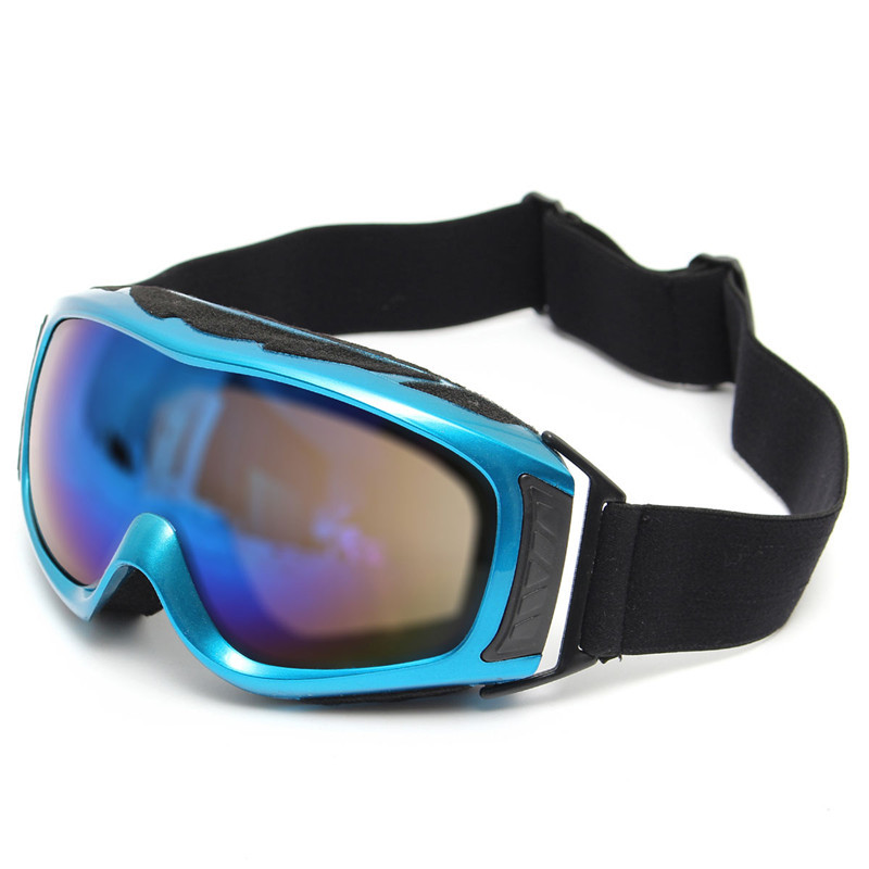 New Arrival Best Price Best Blue Ski Eyewear Glasses Snowboard Skiing Goggles Adult Anti-Fog PC & CA TPU Frame Snow Goggles(China (Mainland))