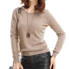women fashion 2015 autumn cheap wool sweaters knitting Fall winter warm Pullover KB778(China (Mainland))