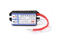1 piece AC 220V to 12V Electronic Transformer 20W LED driver Power Supply for MR11 MR16 G4 Lamp bulbs(China (Mainland))