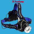 2000 Lumens LED Headlamp Cree XM L T6 Headlight Rechargeable Front Head Torch Lantern Lamp 3