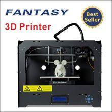 EcubMaker Flatbed Printer Plate Type and Digital Printer Type 3D printer