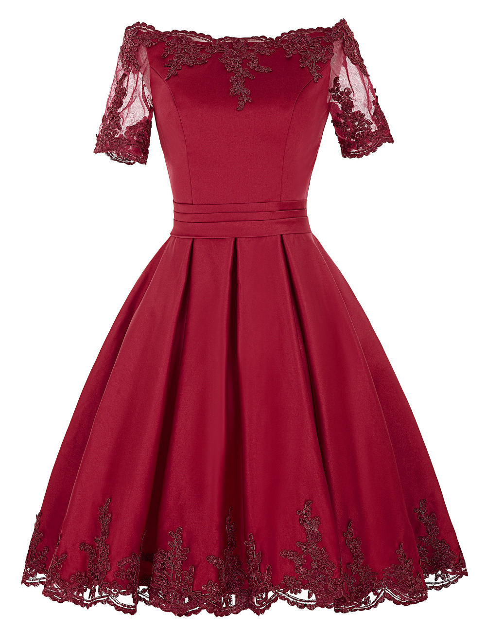 Short lace mother of the bride dresses 2016 new arrival for Formal short dresses for weddings