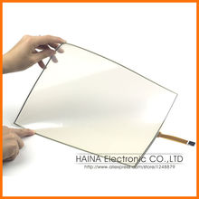 Foldable and Flexible 17 Inch 4 Wire USB Pellicle Touch Screen Panel Kit for Tablet and PC