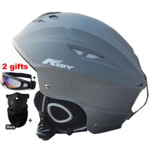 Hot Sale Ski Helmet Integrally-molded Skiing Helmet For Adult and Kids Safety Skateboard/Snowboard Helmet(China (Mainland))