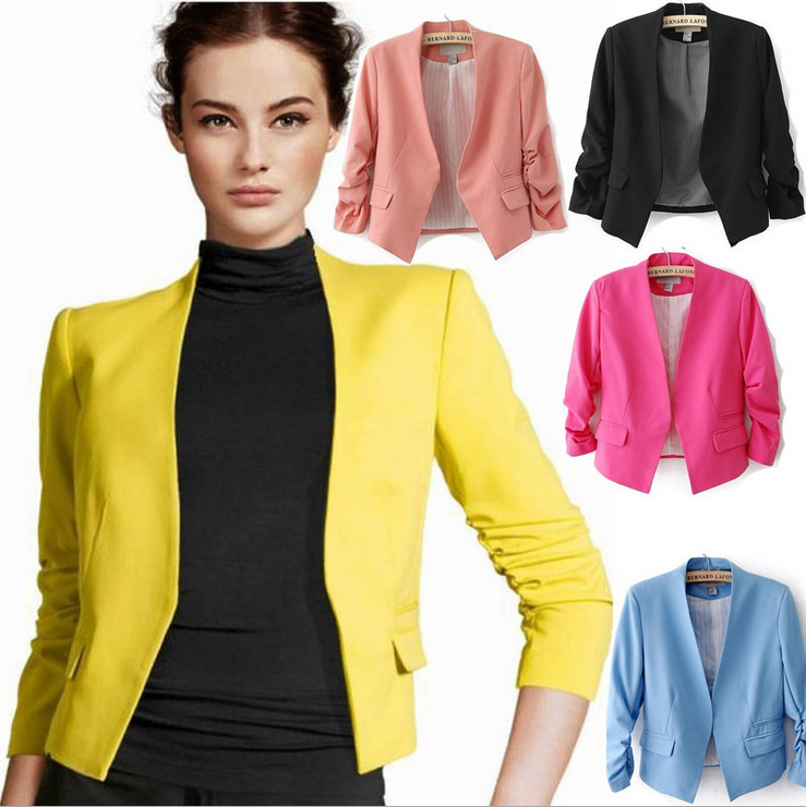 Cheap Ladies Blazers