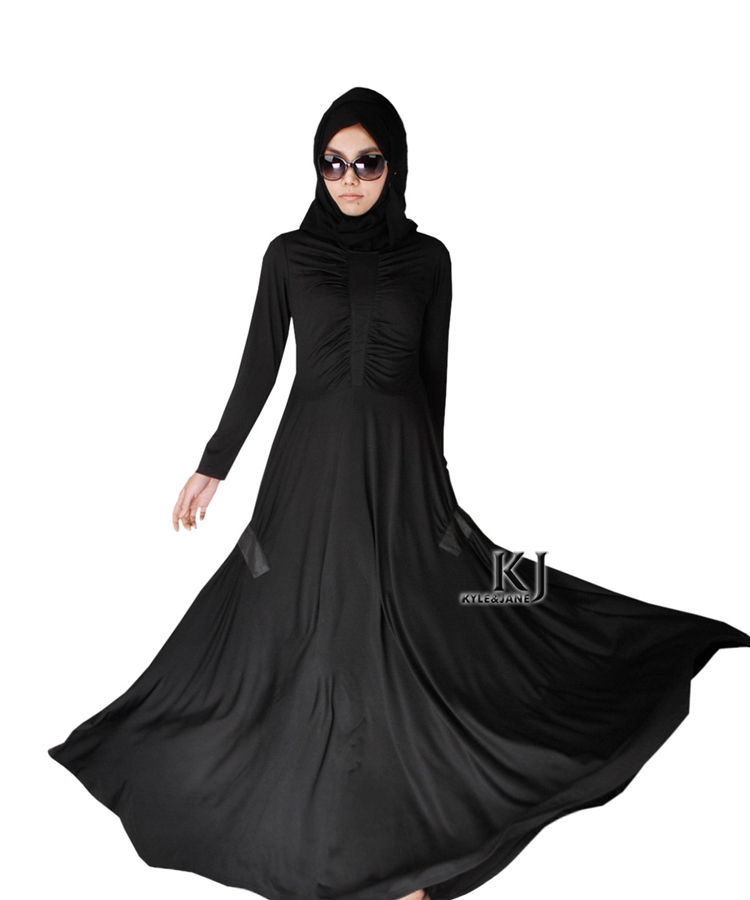Popular  AY296 Jilbab Hijab Burka Islamic Women Clothing Muslim Dress  EBay